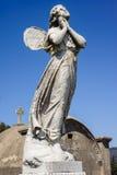 Il cimitero di St Mary Fotografie Stock