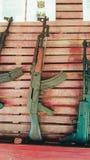 Il cinese ha fatto Type-56 Fotografia Stock Libera da Diritti