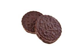 Il cioccolato assottiglia il capitano Immagine Stock