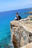 Il Cipro Fotografia Stock
