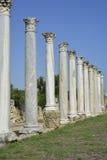 Il Cipro, salami antichi Fotografia Stock Libera da Diritti