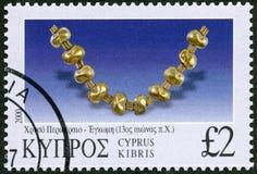 Il CIPRO - 2000: vari pezzi di gioielli, serie di manifestazioni dei gioielli Fotografia Stock