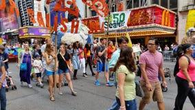 Il clima marzo 528 della gente Immagine Stock Libera da Diritti