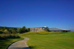 Il club di golf immagine stock