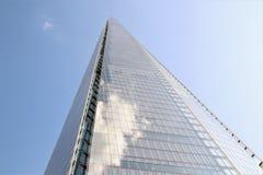 Il coccio Londra Regno Unito - cercare prospettiva Fotografia Stock