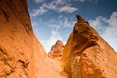 Il Colorado Provencal Fotografia Stock