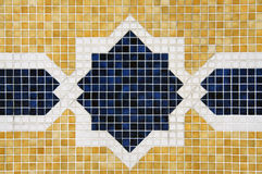 Il colore copre di tegoli la priorità bassa della decorazione Immagini Stock