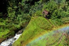 Il colore dell'arcobaleno Fotografie Stock Libere da Diritti