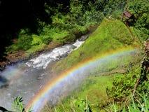 Il colore dell'arcobaleno Fotografia Stock Libera da Diritti