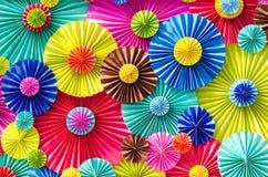 Il colore dell'ombrello Immagine Stock Libera da Diritti