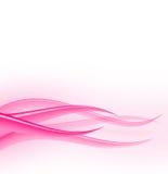 Il colore rosa tesse Immagini Stock Libere da Diritti
