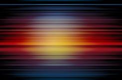 Il colore scuro Rays la priorità bassa Fotografie Stock