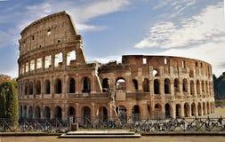 Il colosseo罗马,意大利 免版税库存照片