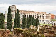Il Colosseum Fotografia Stock Libera da Diritti