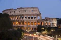 Il Colosseum Fotografia Stock