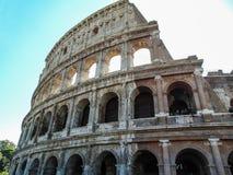 Il Colosseum di Roma fotografia stock