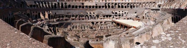 Il Colosseum/Flavian Amphitheater di Roma Immagine Stock Libera da Diritti