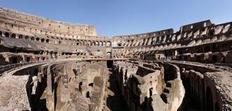 Il Colosseum/Flavian Amphitheater di Roma Immagini Stock Libere da Diritti