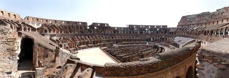Il Colosseum/Flavian Amphitheater di Roma Fotografia Stock Libera da Diritti