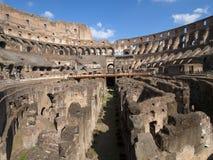 Il Colosseum a Roma Fotografia Stock Libera da Diritti