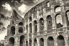 Il Colosseum, Roma Immagini Stock