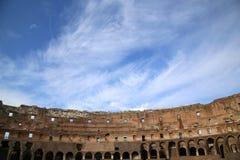 Il Colosseum a Roma, Italia Fotografie Stock