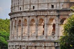 Il colosseum romano Immagine Stock