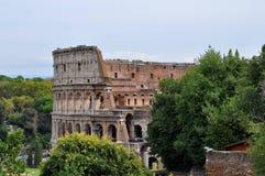 Il colosseum romano Immagini Stock