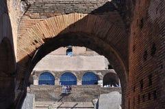 Il colosseum romano Immagini Stock Libere da Diritti