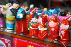 Bambola cinese Immagine Stock