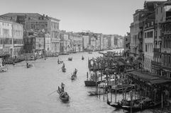 Il commerciante di Venezia Immagine Stock