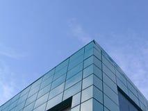 Il commercio si sviluppa, concetto della nuova costruzione Fotografia Stock