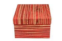 Il compleanno, scatola, celebra, la celebrazione, natale, regalo di natale, regalo, giftbox, isolato Immagini Stock