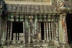 Il complesso del tempio di Angkor Wat Fotografie Stock