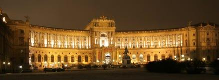 Il complesso di Hofburg Immagini Stock