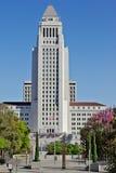 Il comune iconico di Los Angeles Fotografie Stock Libere da Diritti