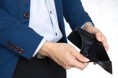 Il concetto del rischio d'investimento Fotografia Stock