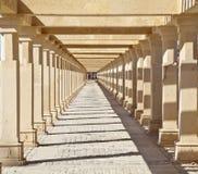 Nuova Concret pagoda di Dwarka Fotografie Stock Libere da Diritti
