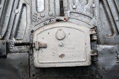 Il contenitore di fuoco Fotografia Stock Libera da Diritti