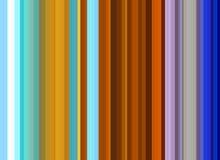 Il contrasto blu di Brown allinea il fondo, struttura astratta Immagine Stock Libera da Diritti