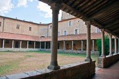 Il convento della st Augustine Fotografia Stock