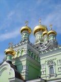 Il convento della Vergine Santa a Kiev, Ucraina, estate 2016 Fotografie Stock Libere da Diritti