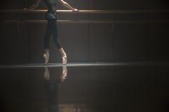 Il corpo del ballerino di balletto immagini stock