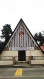 Il corpo di Batang Malacca dell'esercito della salvezza Fotografia Stock Libera da Diritti
