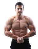 Il corpo maschio perfetto Fotografia Stock