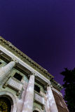 Il corridoio di grea dell'università di Tsinghua Immagini Stock