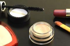 Il cosmetico decorativo fotografia stock