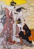Il costume tradizionale del Giappone immagine stock libera da diritti