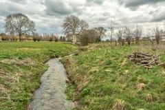Il Cotswolds: Campagna rurale fotografia stock libera da diritti