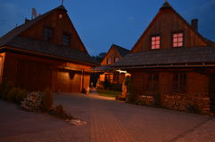 Il cottage Immagine Stock